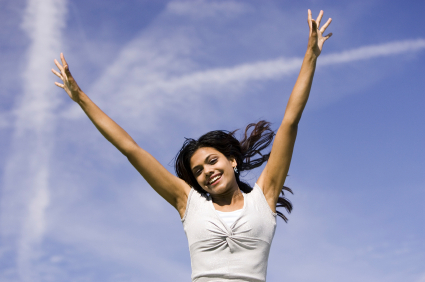 energetic-woman